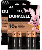 Baterije dural basic AA, AAA